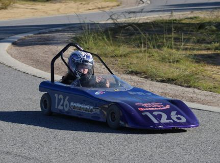 Soapbox Racing is a sport for boys AND GIRLS!
